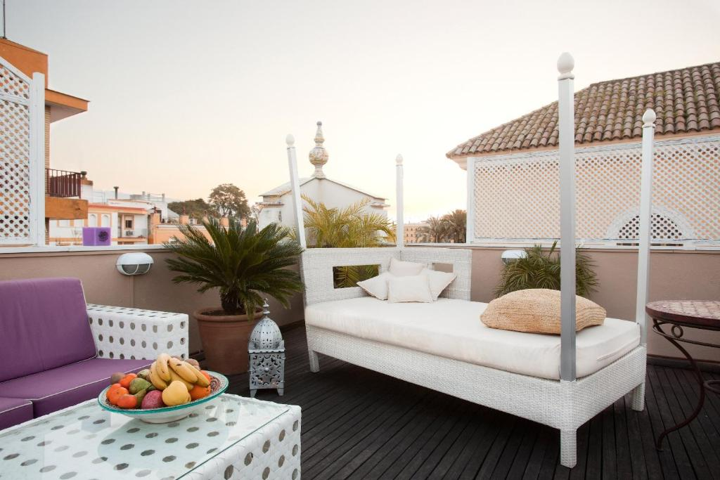 boutique hotels sevilla provinz  12