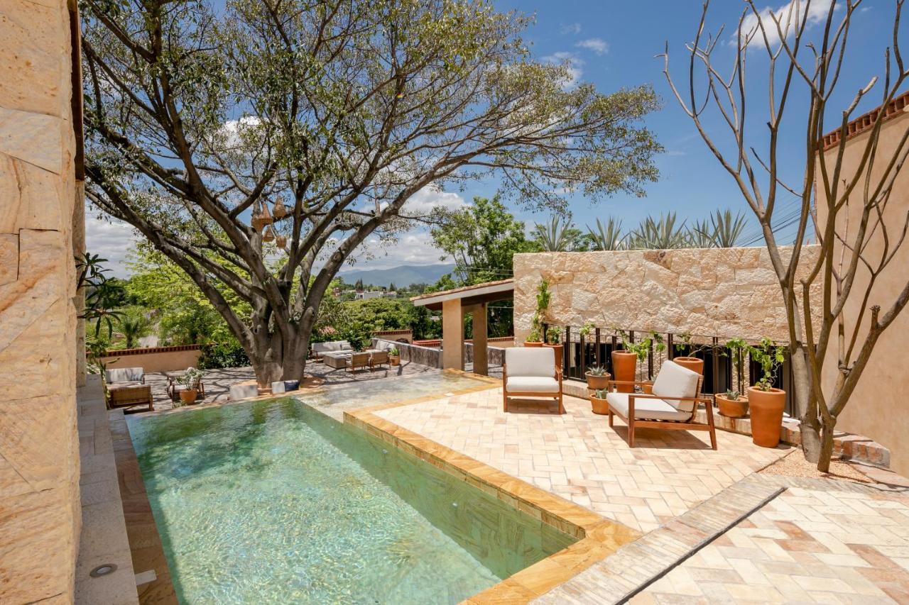 Hotel Casa Santo Origen, hoteles en la ciudad de oaxaca, hotel boutique en oaxaca