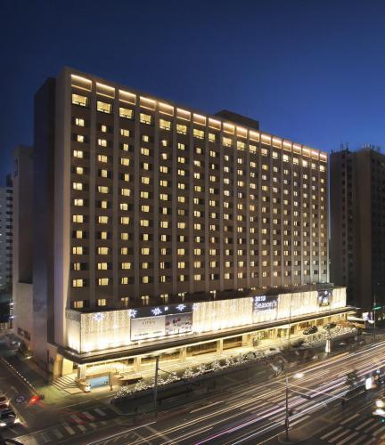 Best Western Premier Seoul Garden Hotel